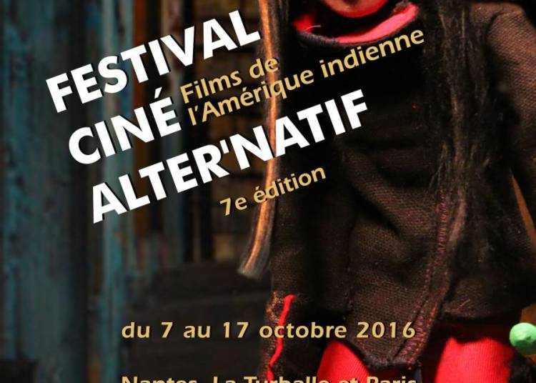Festival Cin� Alter'Natif (Films de l'Am�rique indienne) 2016