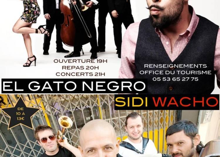 Tropical Session #1 El Gato Negro et Sidi Wacho � Nerac