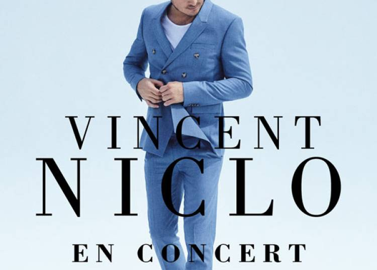 Vincent Niclo � Tours