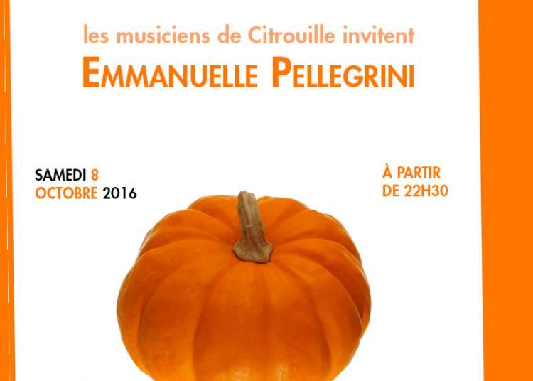 Soir�e Citrouille � Paris 20�me