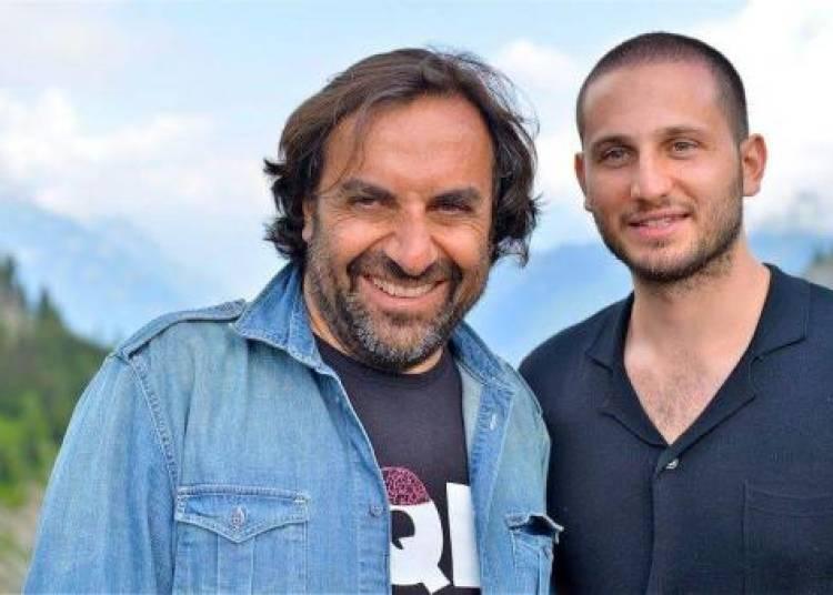 Andr� Manoukian Et Jeremy Hababou � Paris 10�me