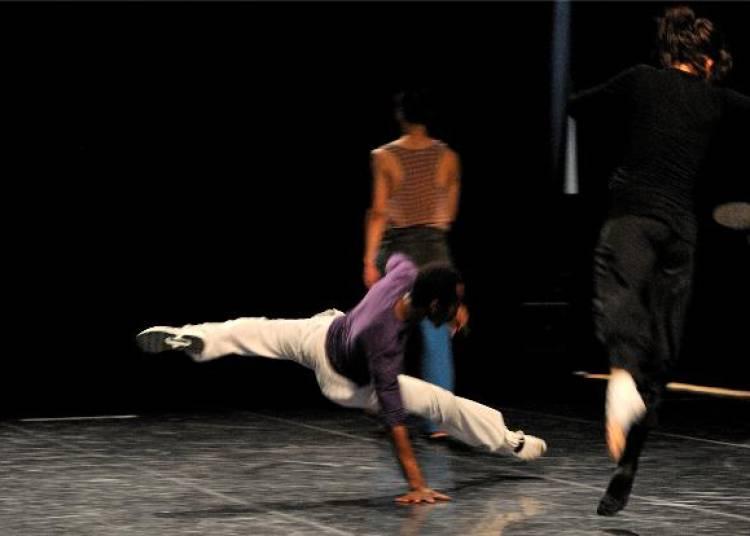 Nocturne Danse #1 Quelque part au milieu de l'infini / Parasite à Tremblay en France
