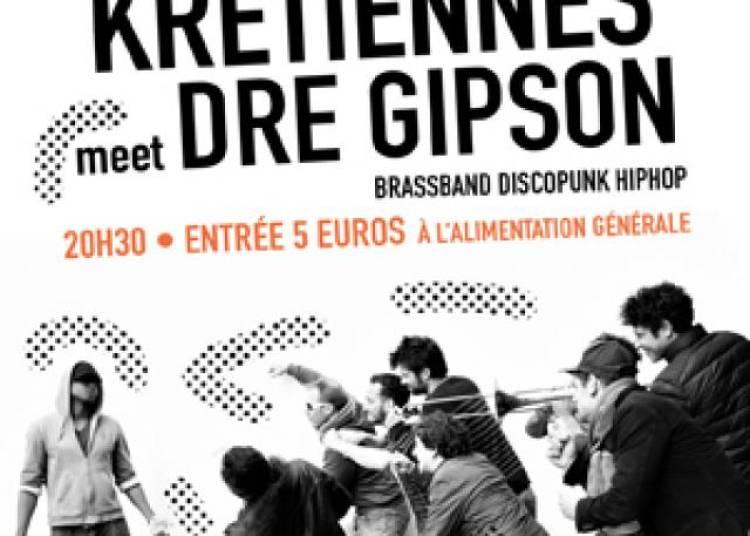 Les Touffes Kretiennes Meet Dre Gipson � Paris 11�me