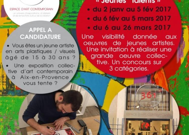 Tremplin Jeunes Talents � Aix en Provence