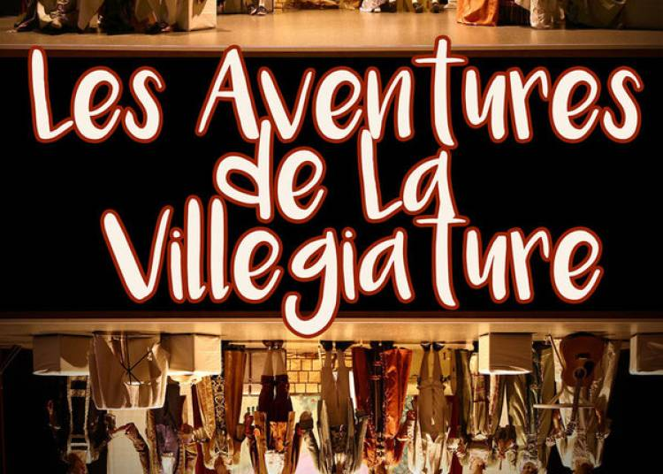 Les aventures de la Villégiature à Dijon