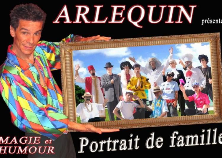 Portrait de famille (magie) à Toulon