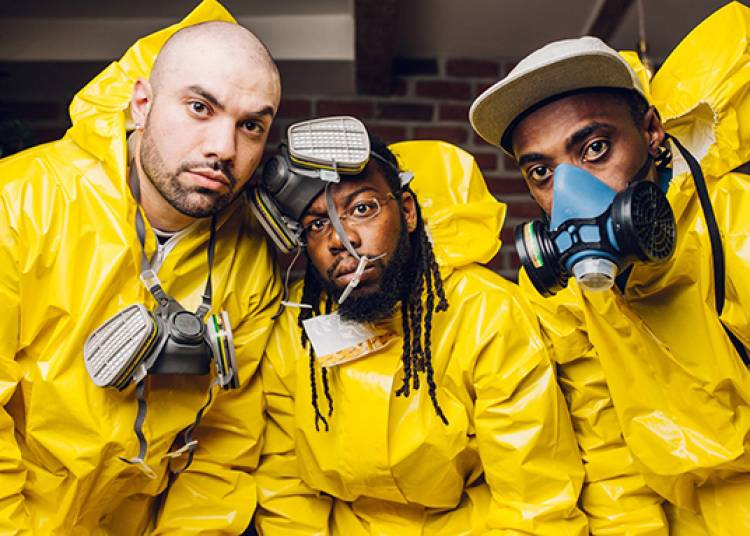 La M�thode : L'adr�naline du hip-hop fran�ais � Aubagne