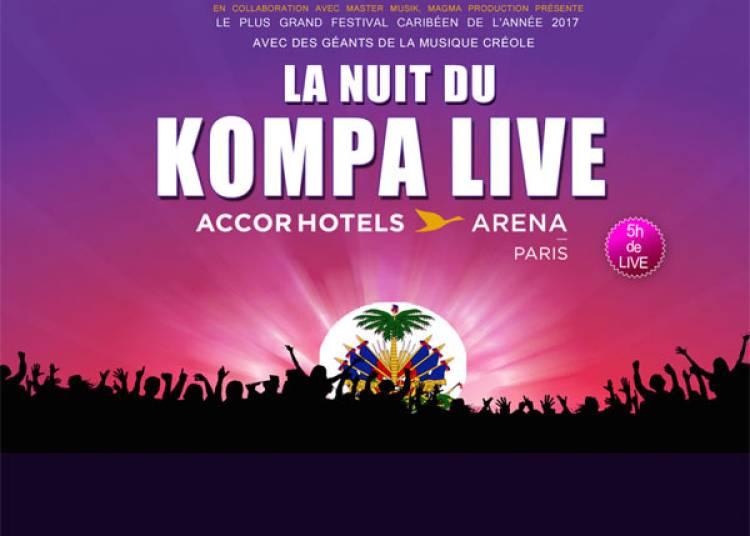 La Nuit Du Kompa Live � Paris 12�me