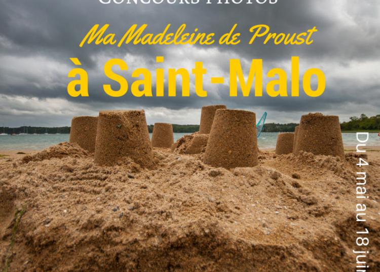 Ma Madeleine de Proust � Saint-Malo � Saint Malo