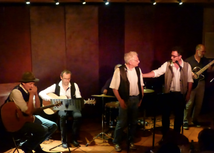 Old Friends Chansons de Simon & Garfunkel � Grenoble