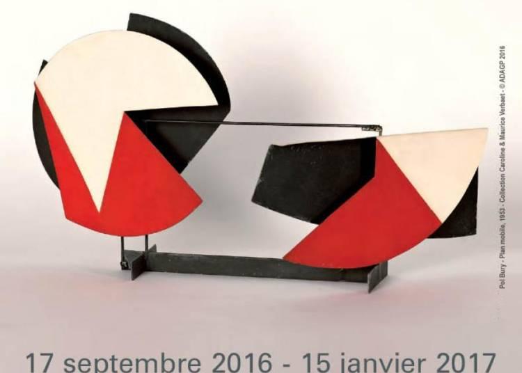 Abstractions, arts non figuratifs belges apr�s 1945 � Pontoise