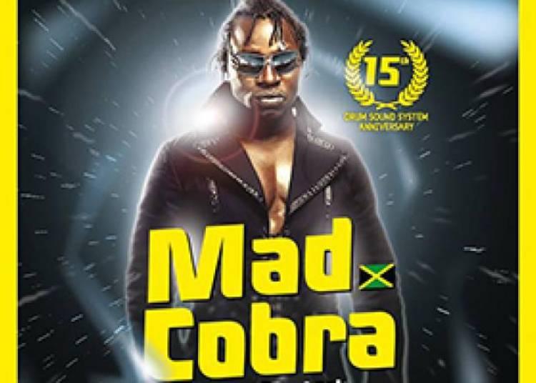 Mad Cobra Showcase - Drum Sound 15th Anniversary � Paris 13�me