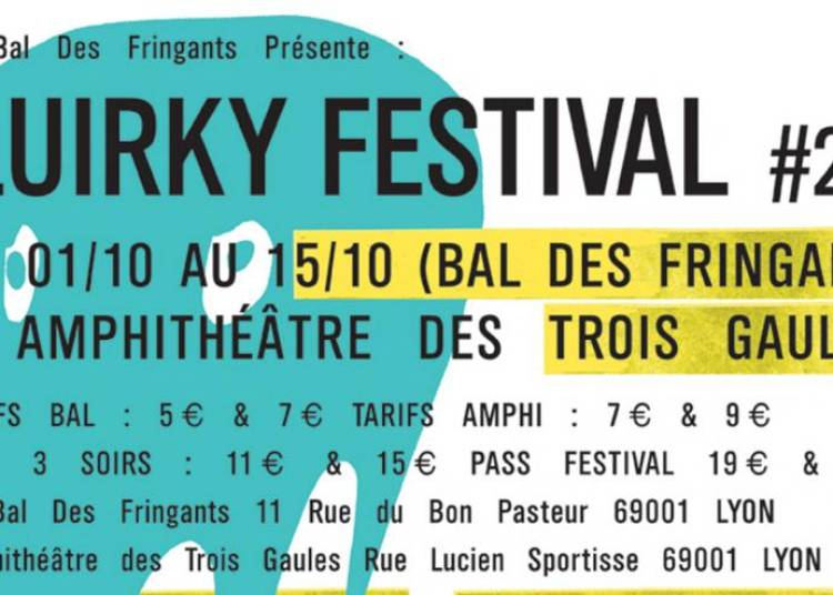 Quirky Festival #2 2016