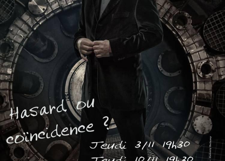 Hasard ou coïncidence ? à Paris 18ème