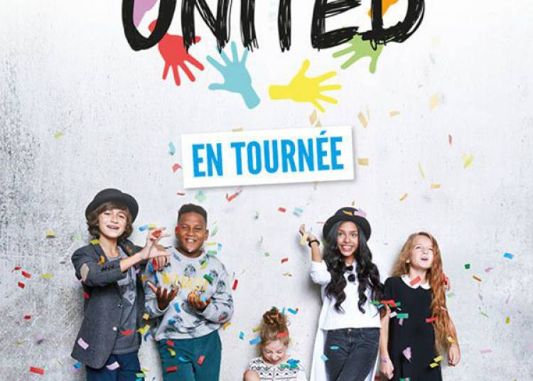 Kids United à Caen