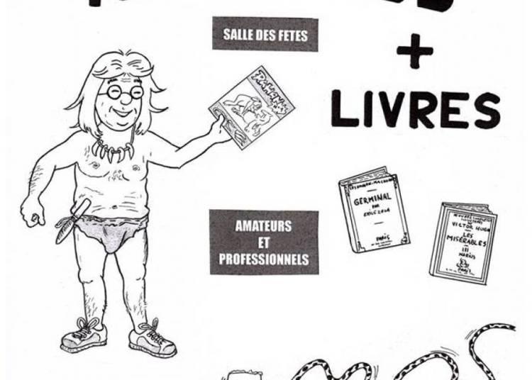 10eme Bourse BD & Livres et Bi�res Artisanales 2016