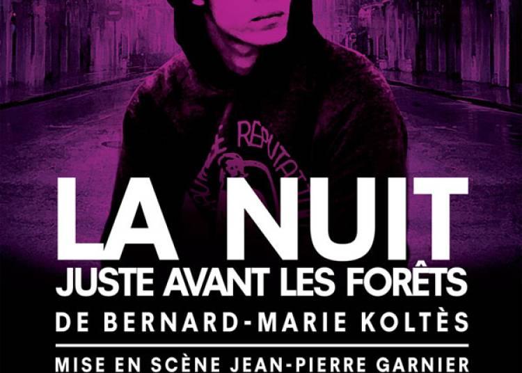 La nuit juste avant les forets � Paris 6�me