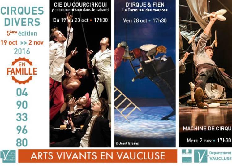 Festival Cirques Divers 2016