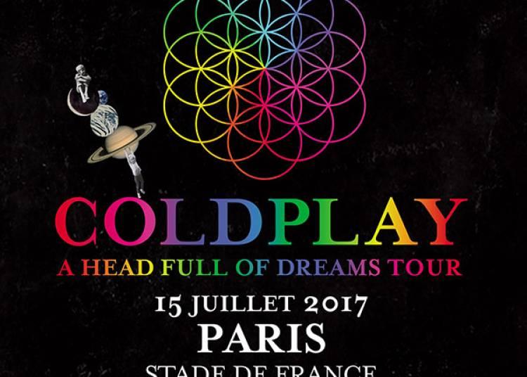 Coldplay � Saint Denis