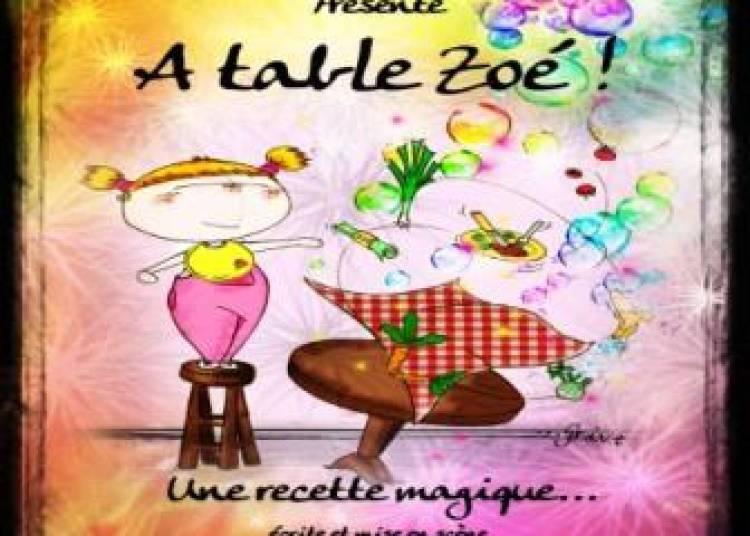 Le RV des Pitchous : A table Zo� ! � Montauban