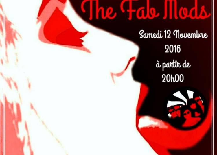 Carolyn & The Fab Mods & Shupa � Paris 2�me