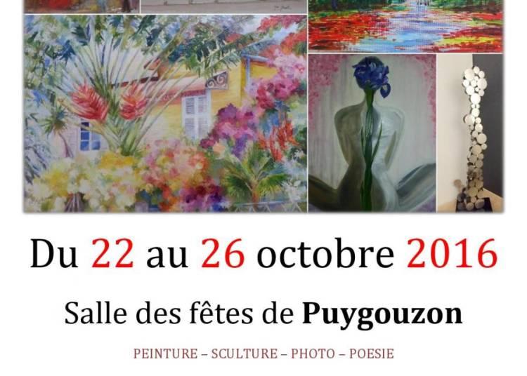 Semaine des arts � Puygouzon