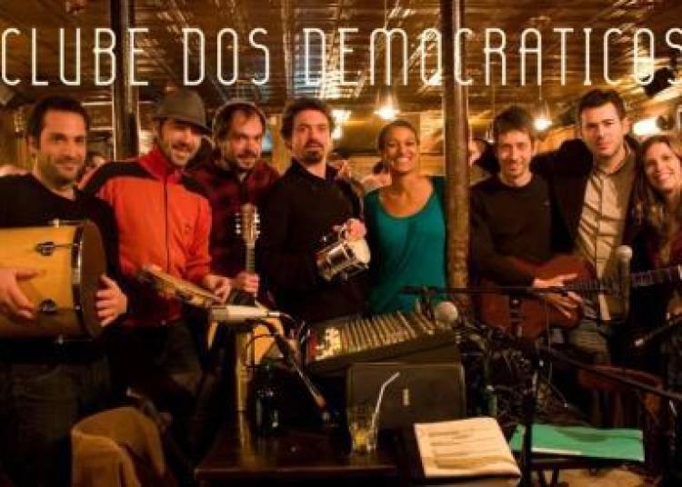 Clube dos democraticos � Paris 6�me