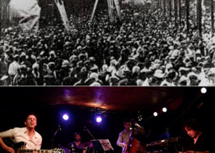 Cin� Concert: L'homme � La Cam�ra � Paris 13�me