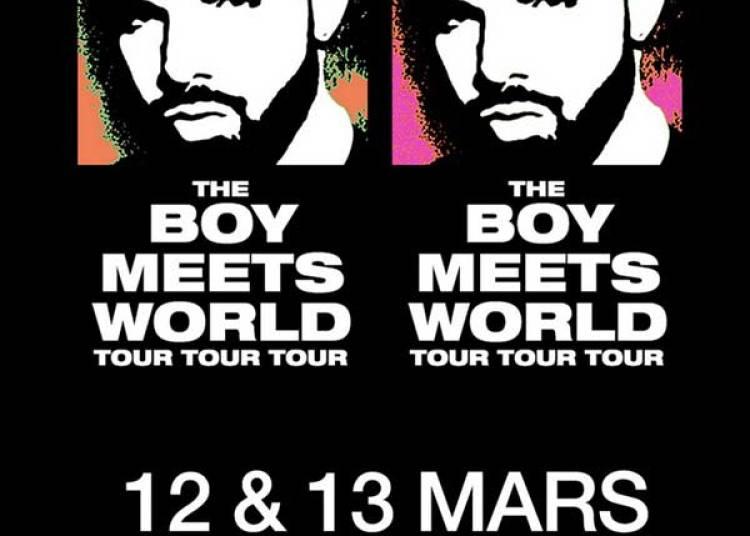 Drake à Paris 12ème