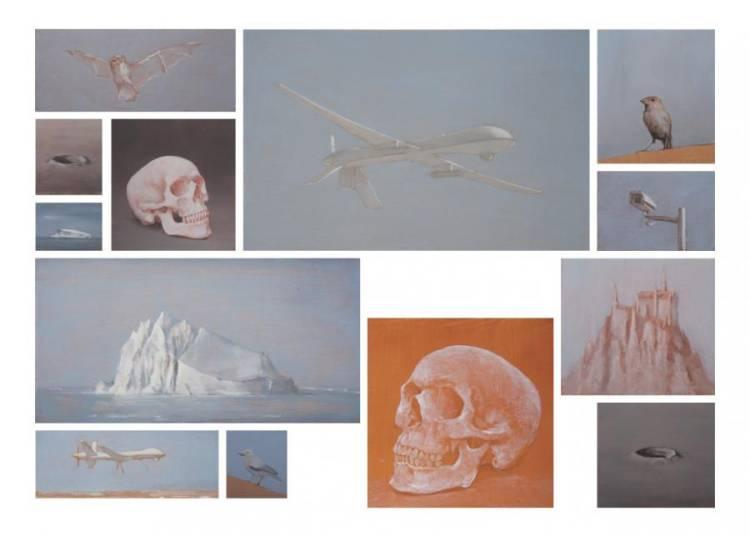 Spectres - on birds, skulls and drones à Paris 3ème