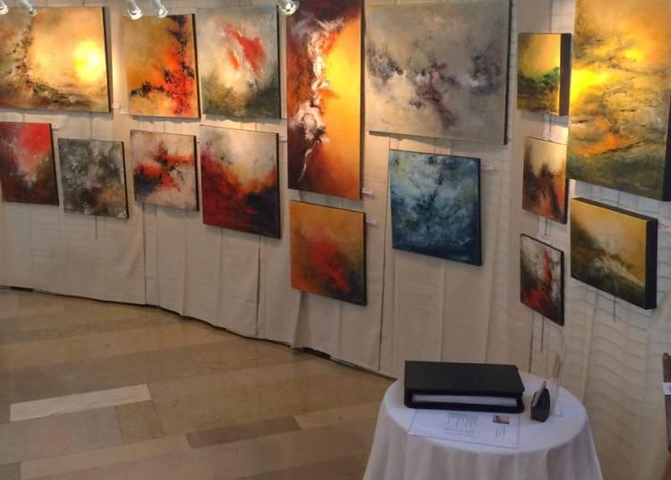 Art' Expo  ''un Carr�, un Artiste'' � Strasbourg