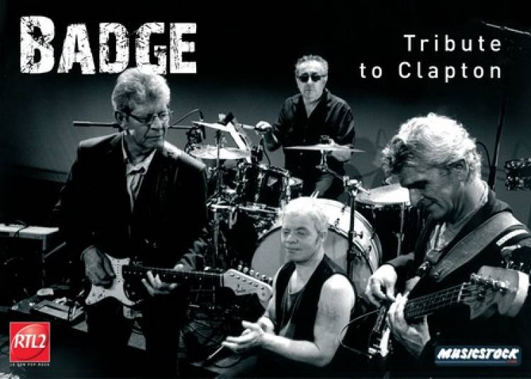 Badge, Tribute to Eric Clapton � Blois