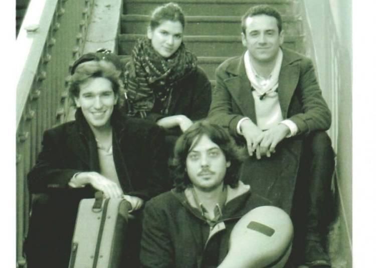 Le Quatuor Onslow interprète Haydn en quatuor et Schumann en quintette à Paris 9ème