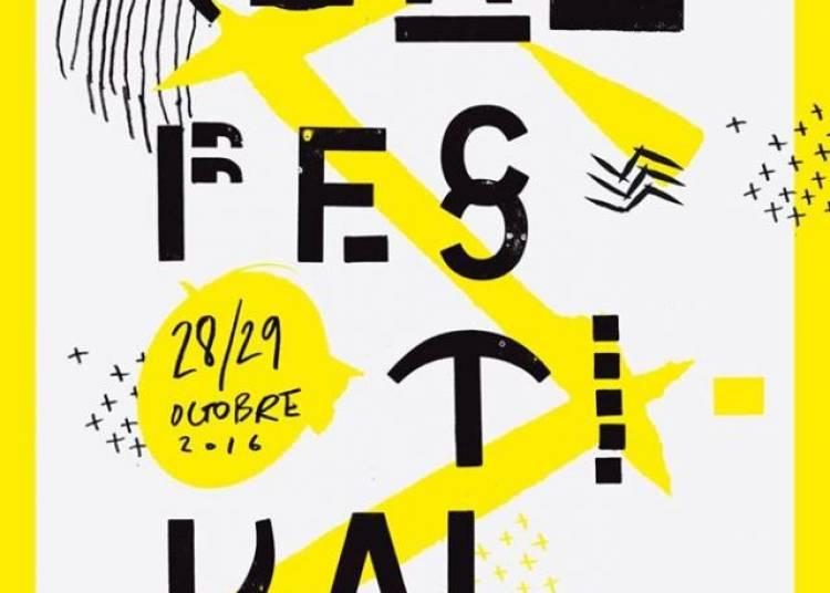 Prune Becheau + We Use Cookie + Kunichiro Bueno Et Yann Joussein + Zu � Paris 18�me