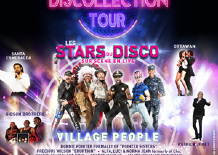 Discollection Tour � Paris 19�me