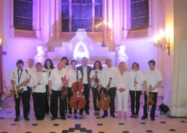 Concert de fin d'année à Saint Hilaire le Petit