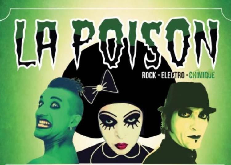 La Poison + Jailbirds � Paris 18�me