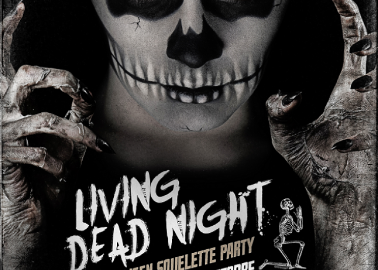 Halloween : Living Dead Night � Paris 14�me
