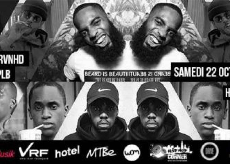 Higher Music Group #2 � Paris 20�me