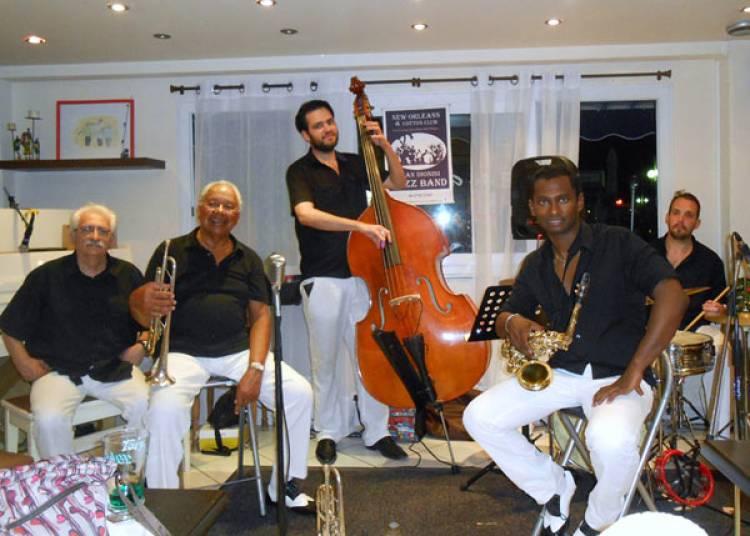 Jean Dionisi Jazz Show A La Grange � Bourg les Valence