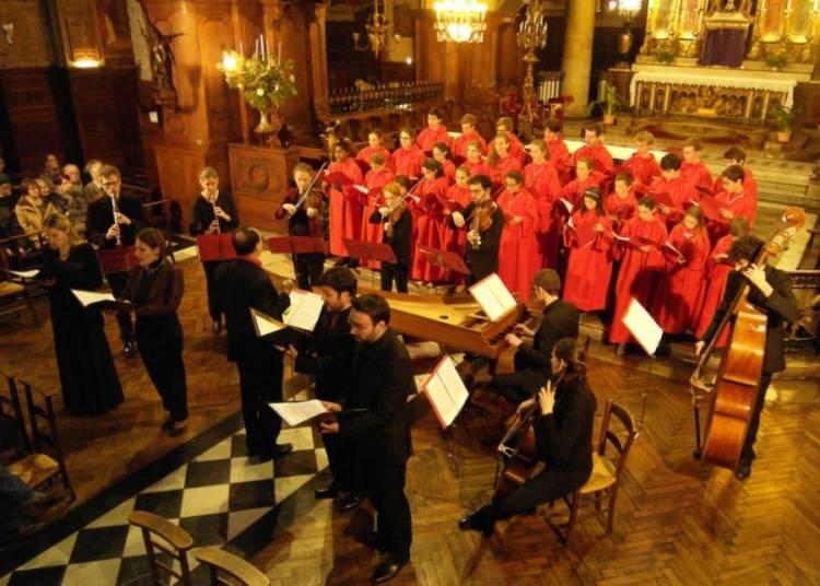 Concert de Noël : hommage à Marc-Antoine Charpentier à Paris 17ème