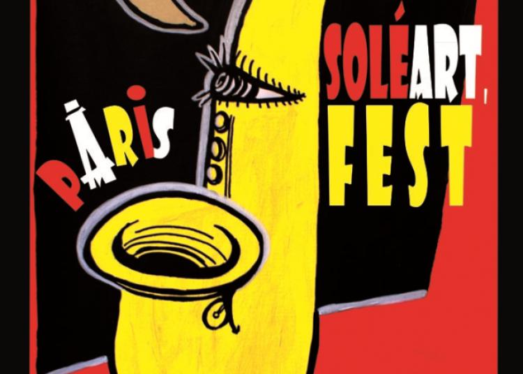 Cl�ture du sol�art fest' 2016 � Paris 20�me