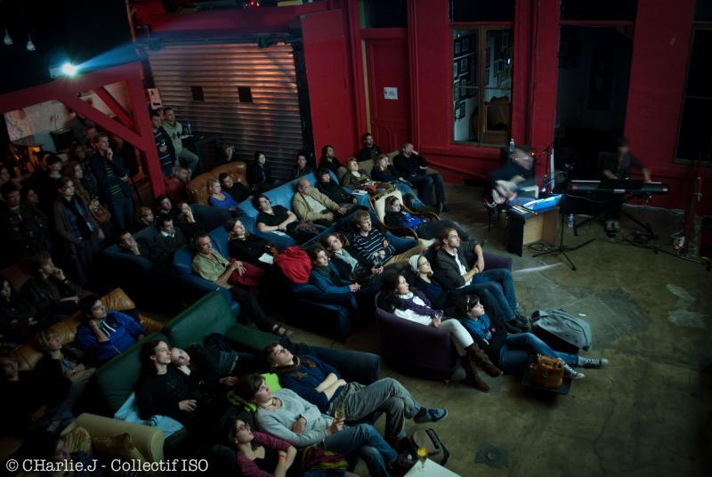 L'Hybride, lieu culturel dédié à l'audiovisuel, LILLE