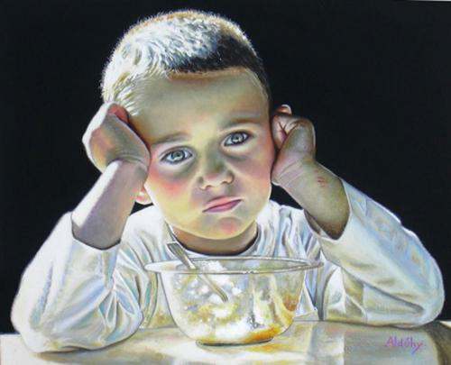 Peintre portraitiste for Artistes peintres connus