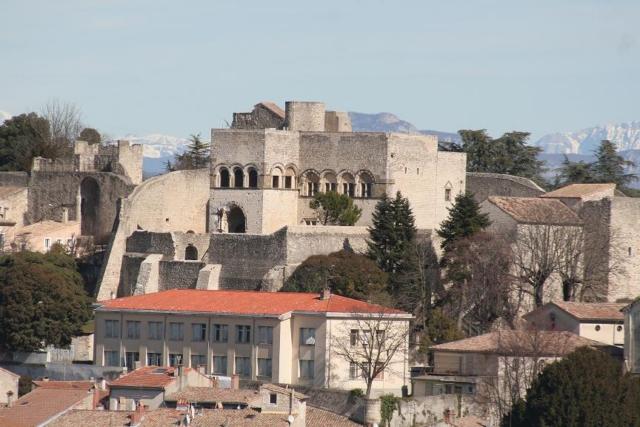 Informations sur château des adhémar - centre d'art contemporain