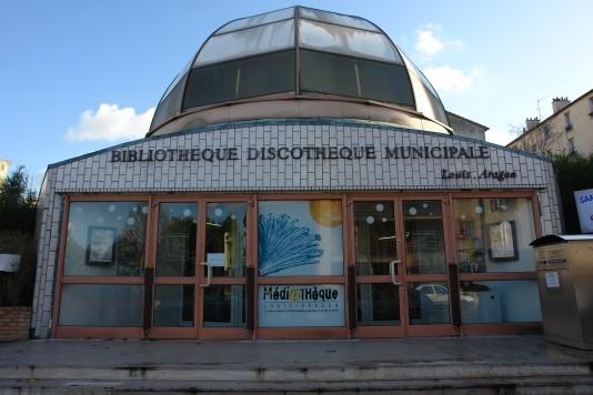 Médiathèque FontenaysousBois à Fontenay Sous Bois