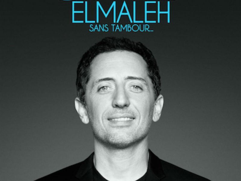 Gad Elmaleh : dates de spectacles