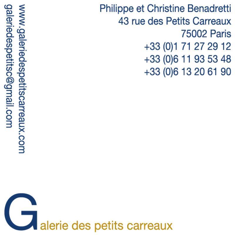 Galerie des petits carreaux paris - Des petits hauts paris ...
