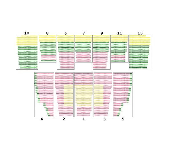 Palais des congr s paris programme adresse et plan d 39 acc s de la salle - Adresse palais des congres paris porte maillot ...