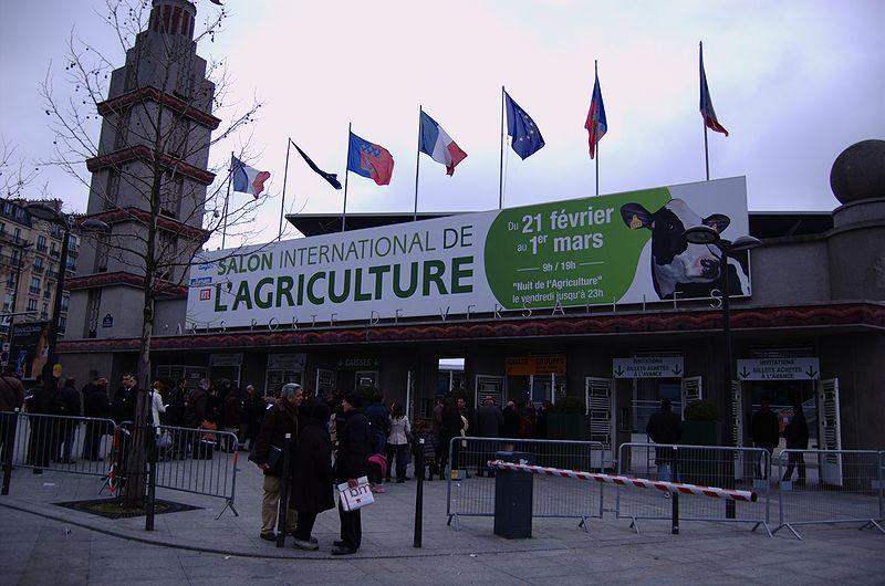 Paris expo porte de versailles for Salon heavent porte de versailles